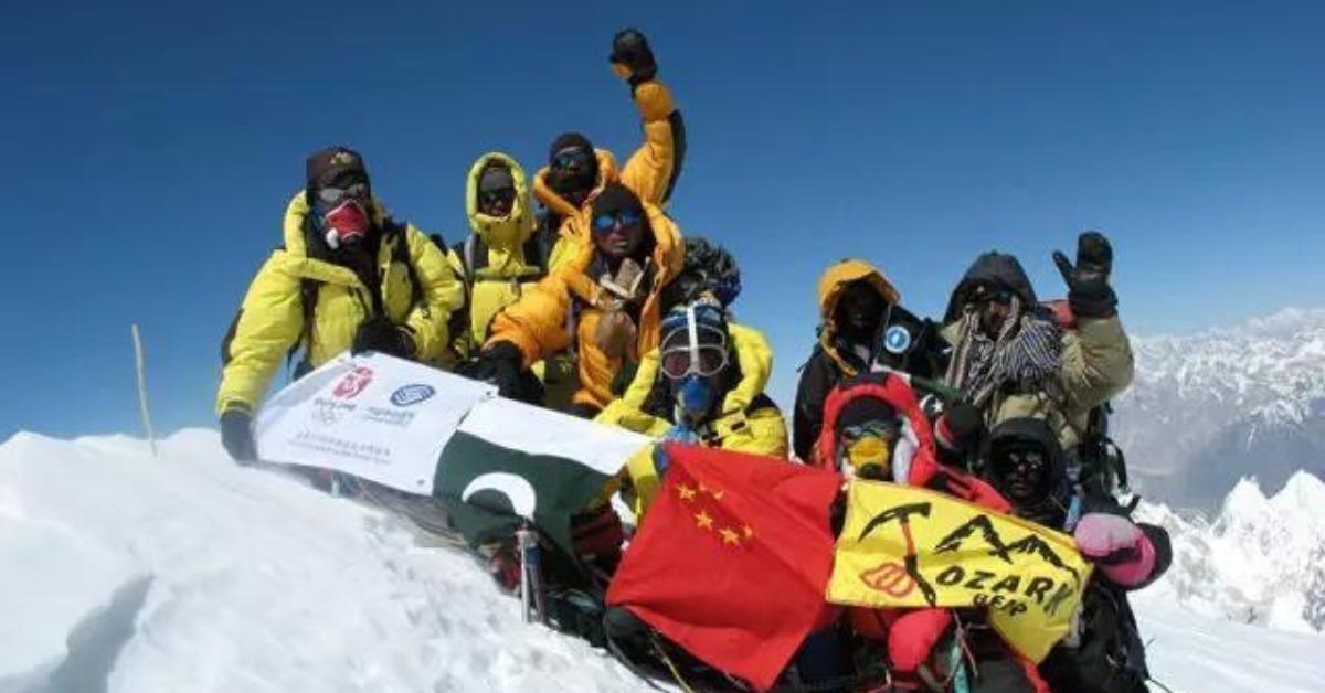 當代中國-當年今日-西藏登山隊