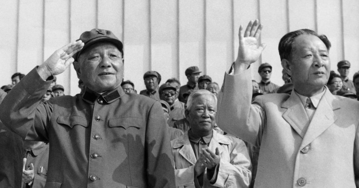 當代中國-當年今日-鄧小平恢復職務