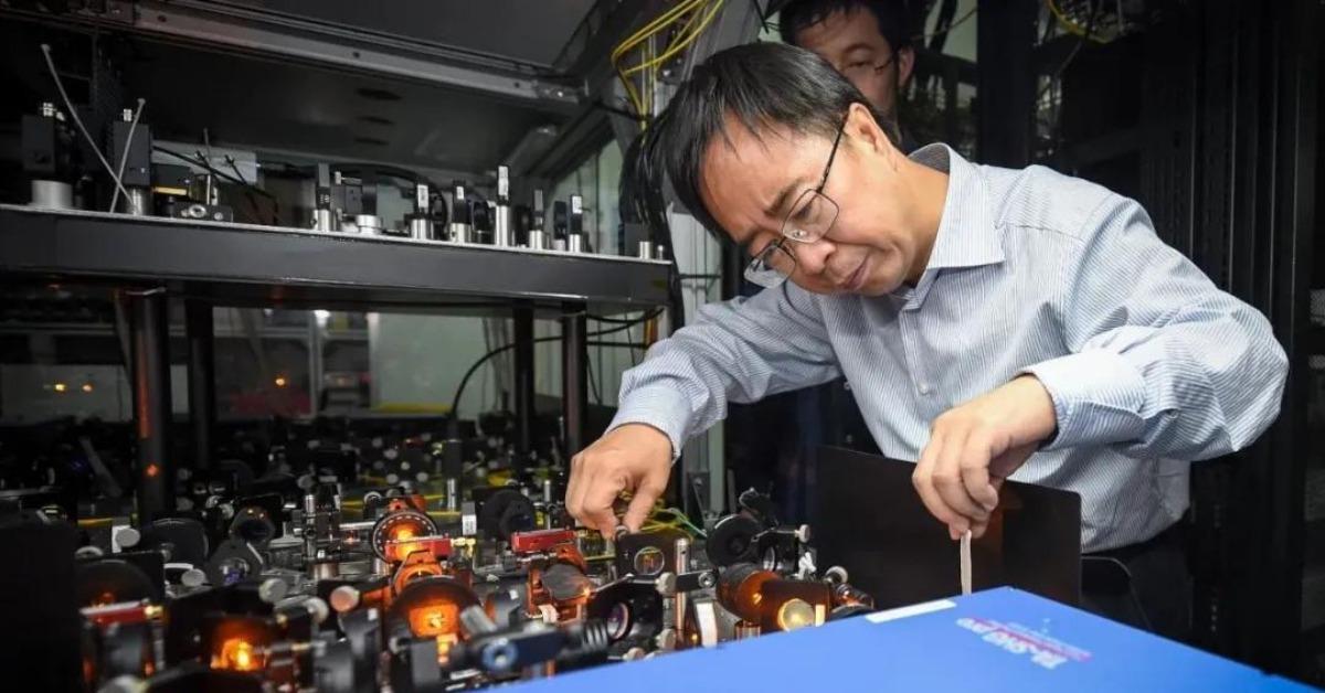 當代中國-當年今日-量子之父