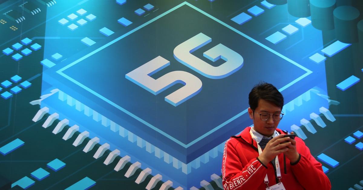當代中國-當年今日-5G電話