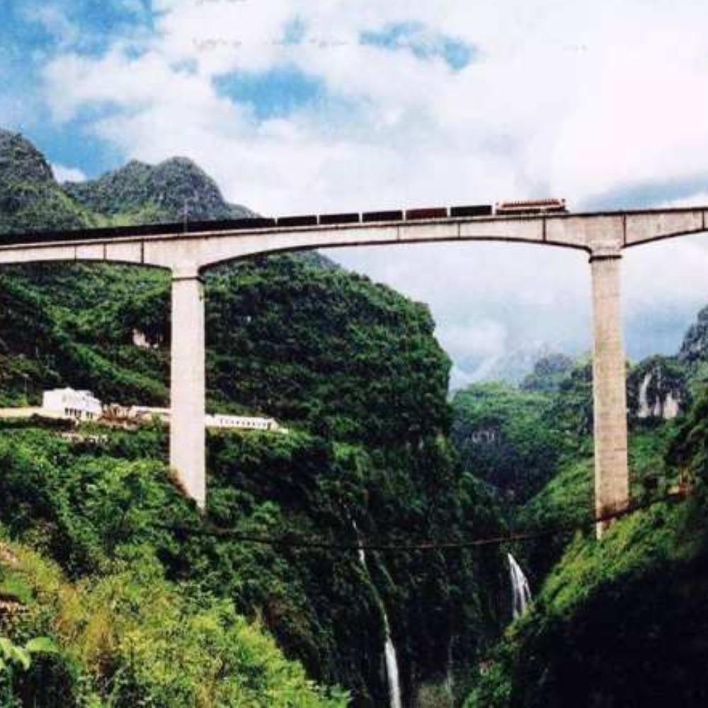 當代中國-當年今日-南昆鐵路