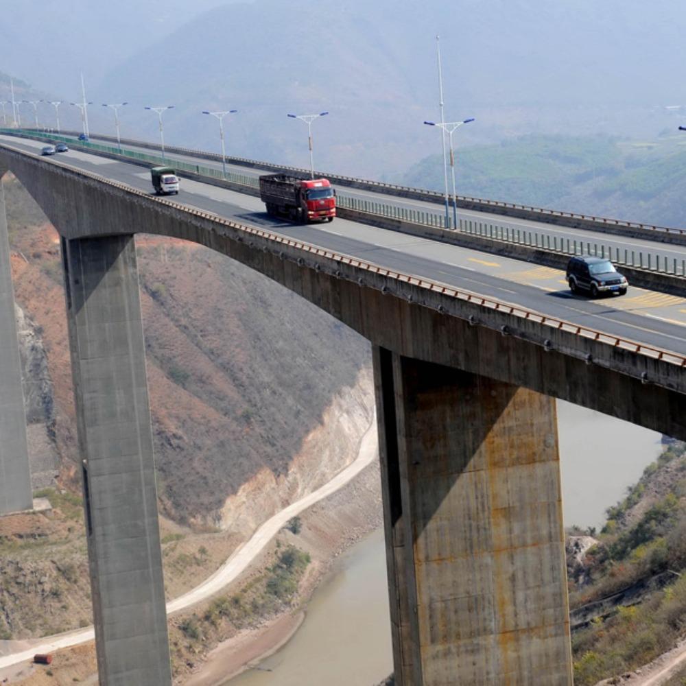 當代中國-當年今日-昆曼國際大通道
