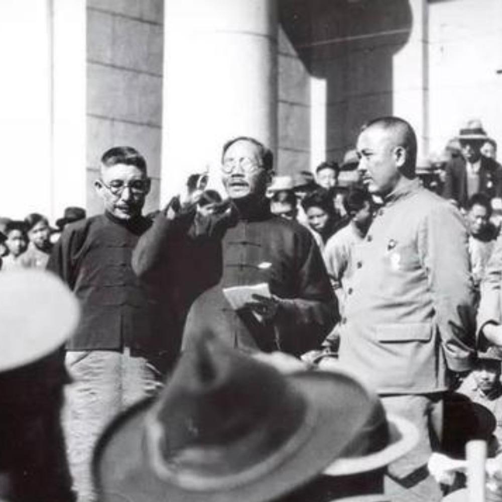 當代中國-當年今日-蔡元培逝世
