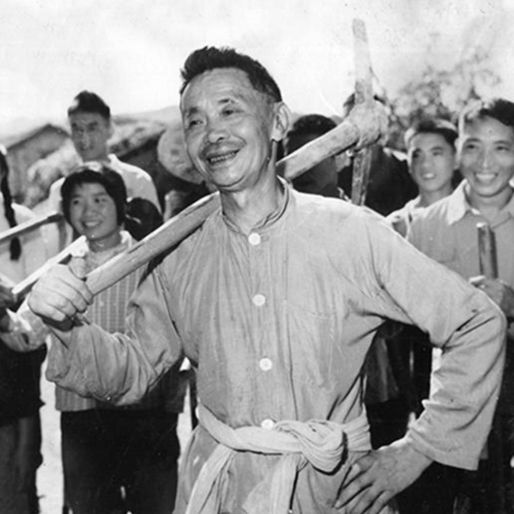 當代中國-當年今日-農民將軍甘祖昌