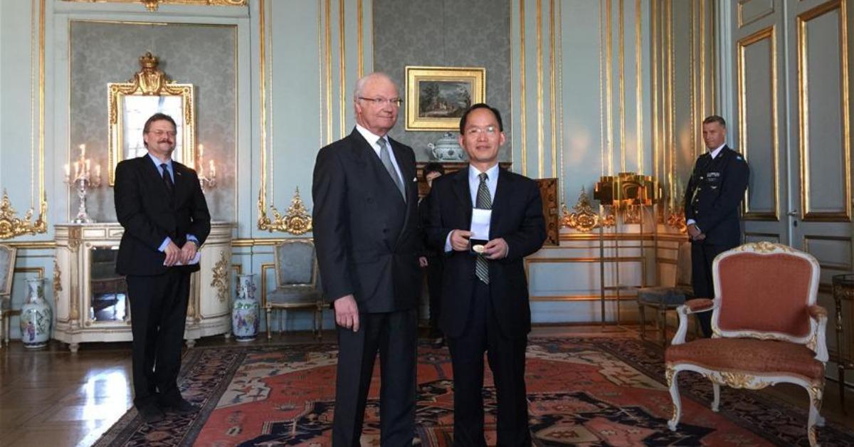 當代中國-當年今日-維加獎