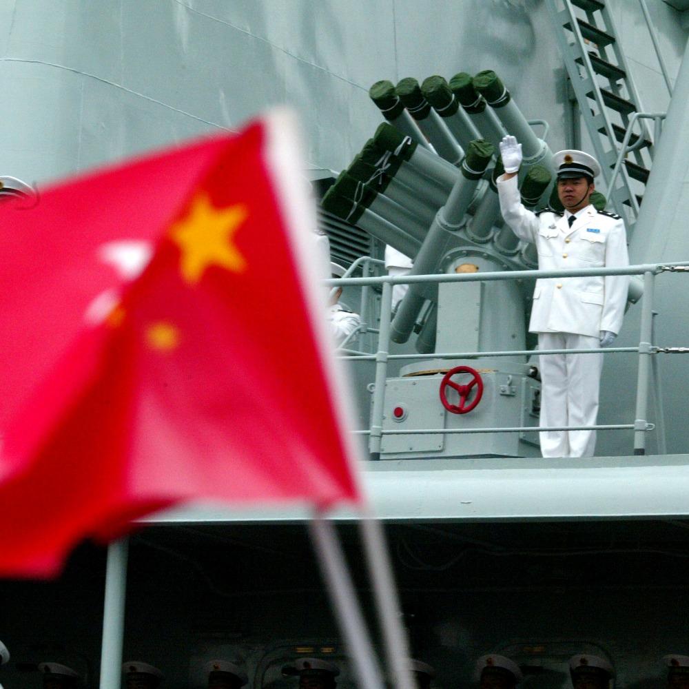 當代中國-當年今日-中國海軍