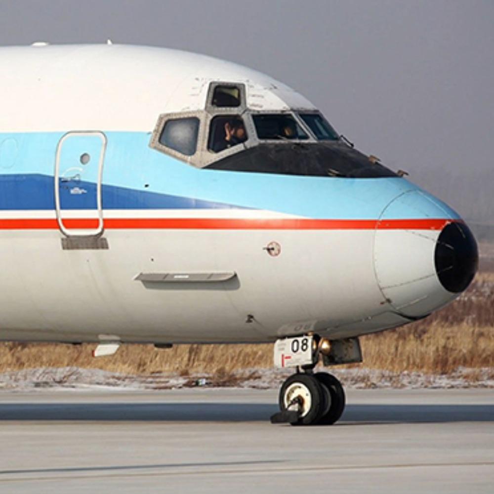 當代中國-當年今日-中美製飛機