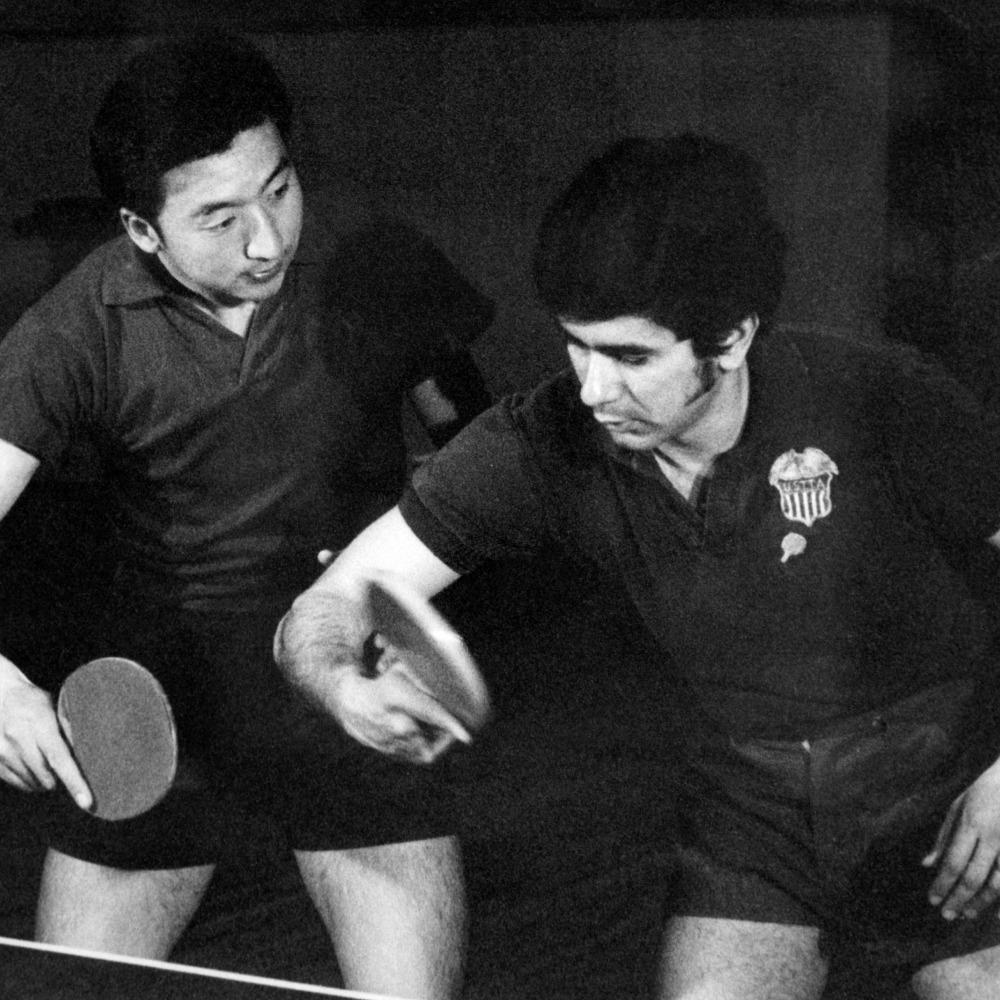 當代中國-當年今日-乒乓外交