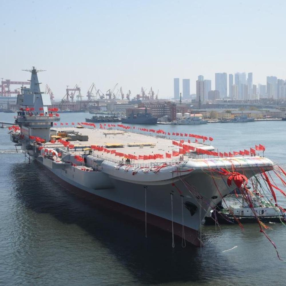 當代中國-當年今日-山東艦