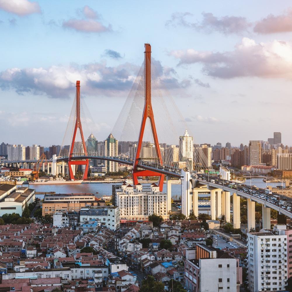 當代中國-當年今日-楊浦大橋