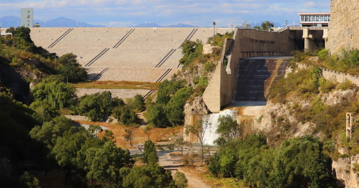 當代中國-當年今日-官廳水庫