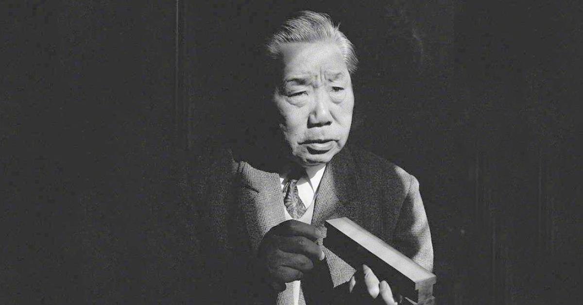當代中國-當年今日-李恒德院士逝世
