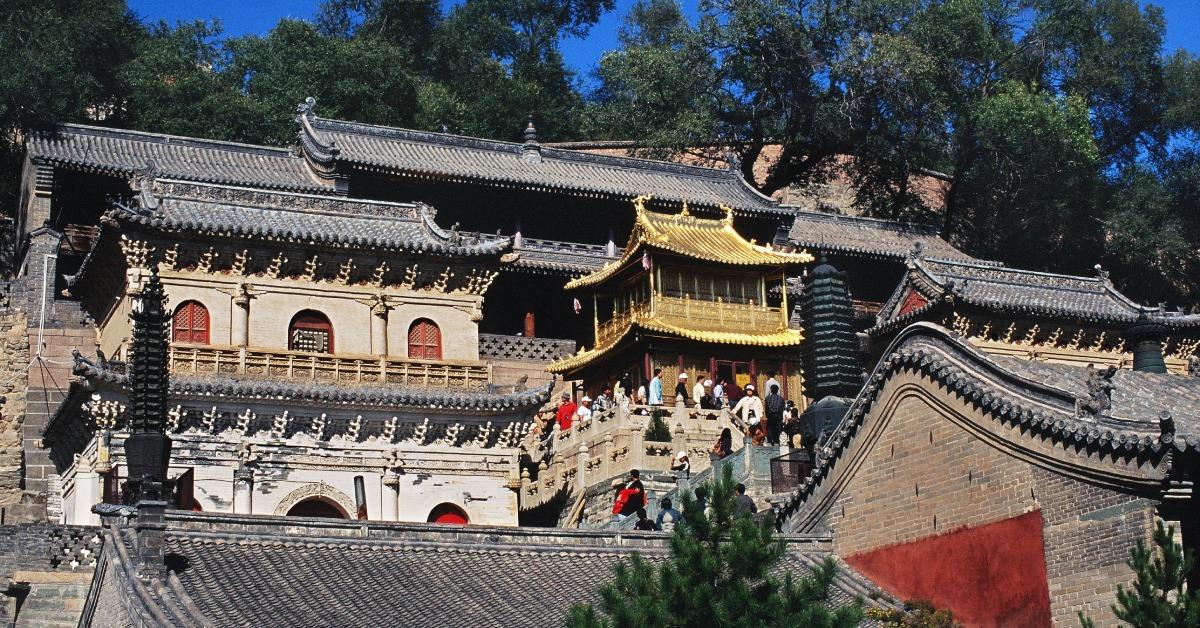 當代中國-當年今日-中國五台山