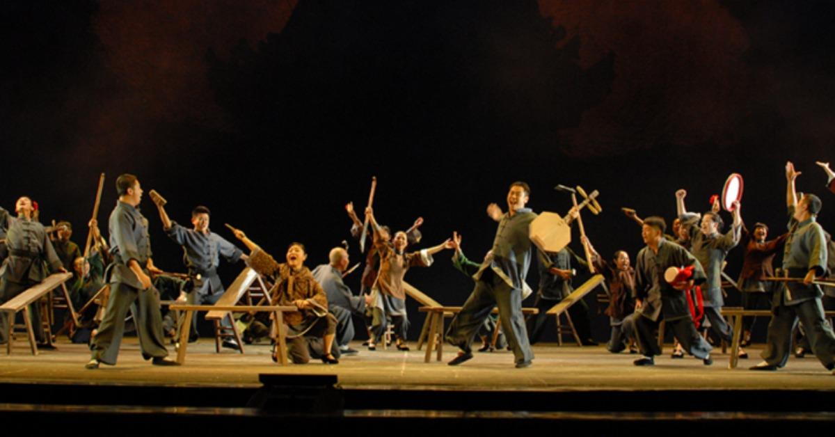 當代中國-當年今日-北京人民藝術劇院