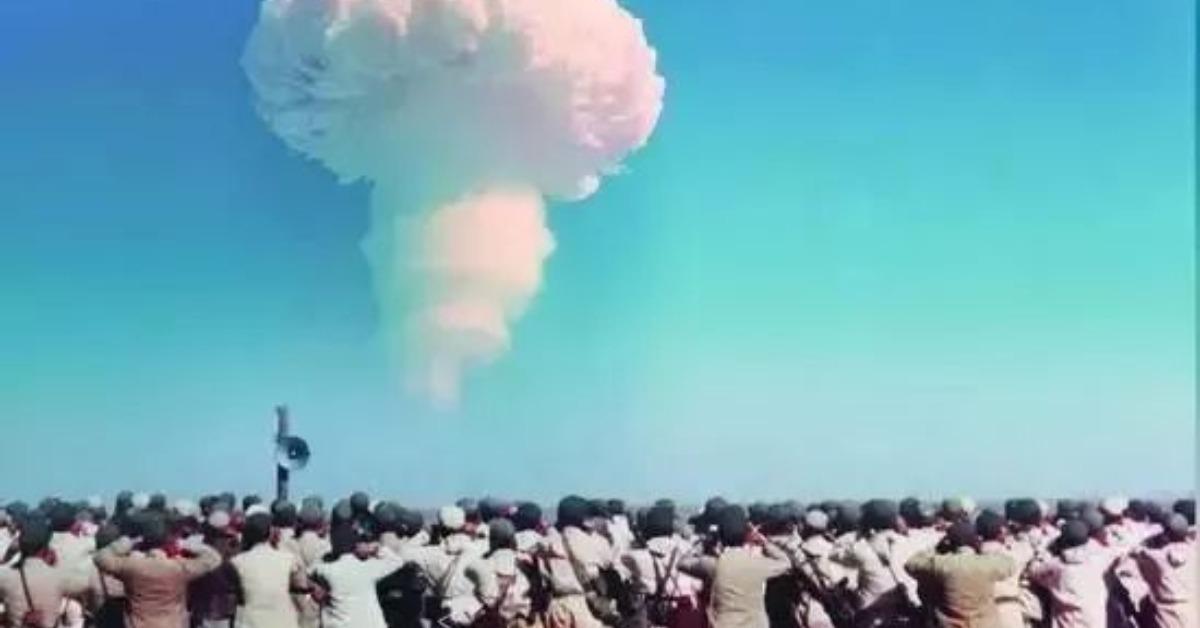 當代中國-當年今日-氫彈試驗成功