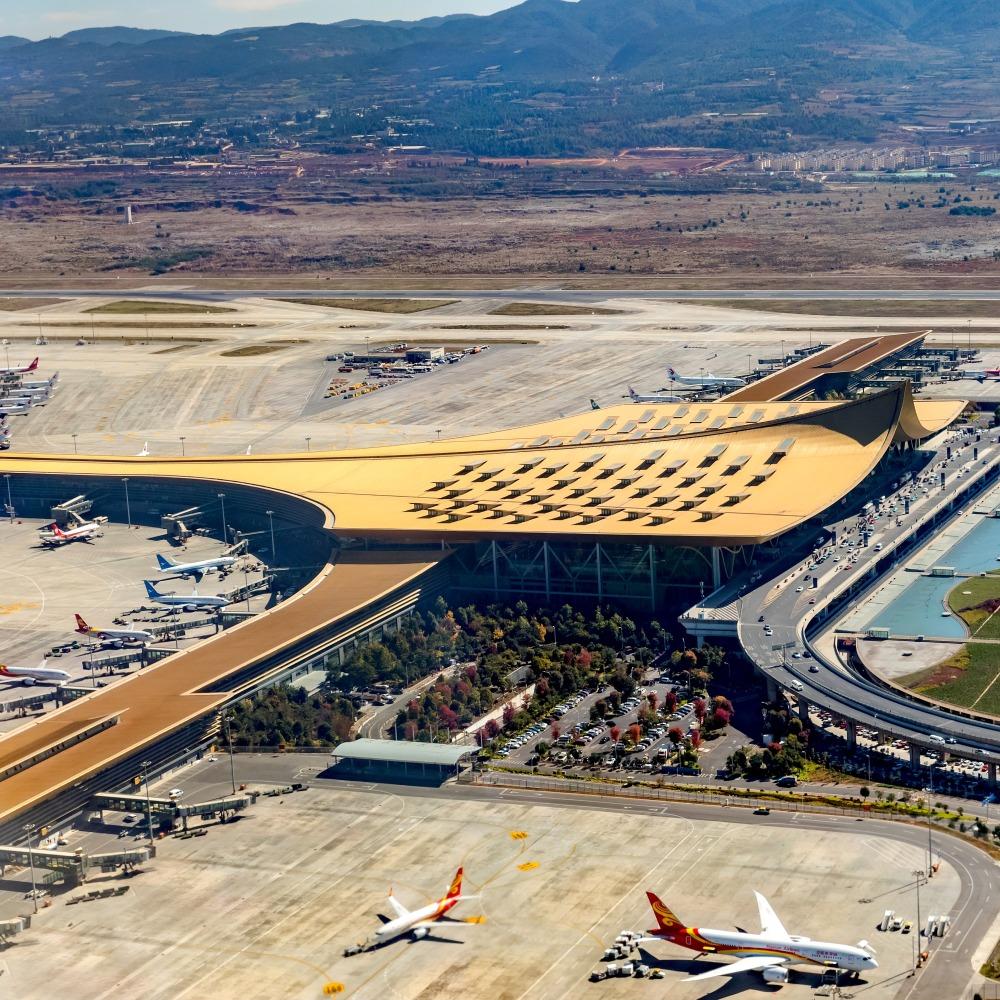 當代中國-當年今日-昆明長水國際機場
