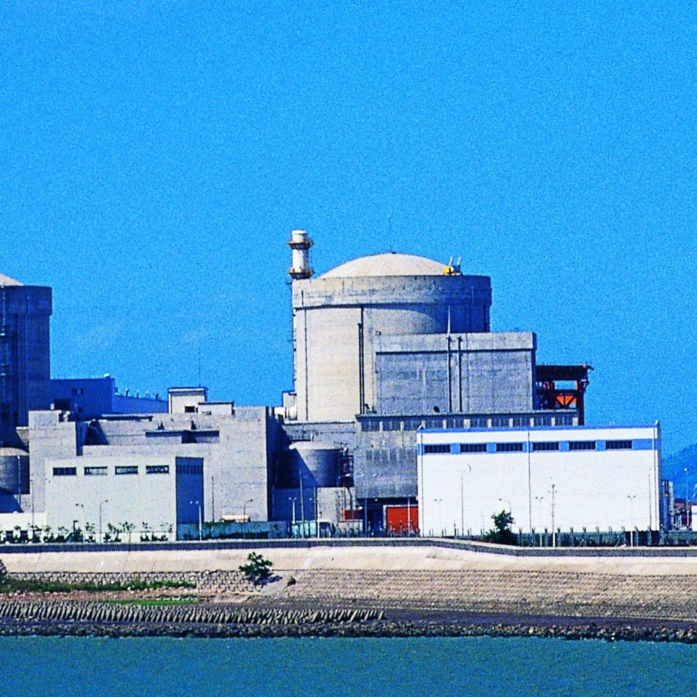 當代中國-當年今日-秦山核電站二期