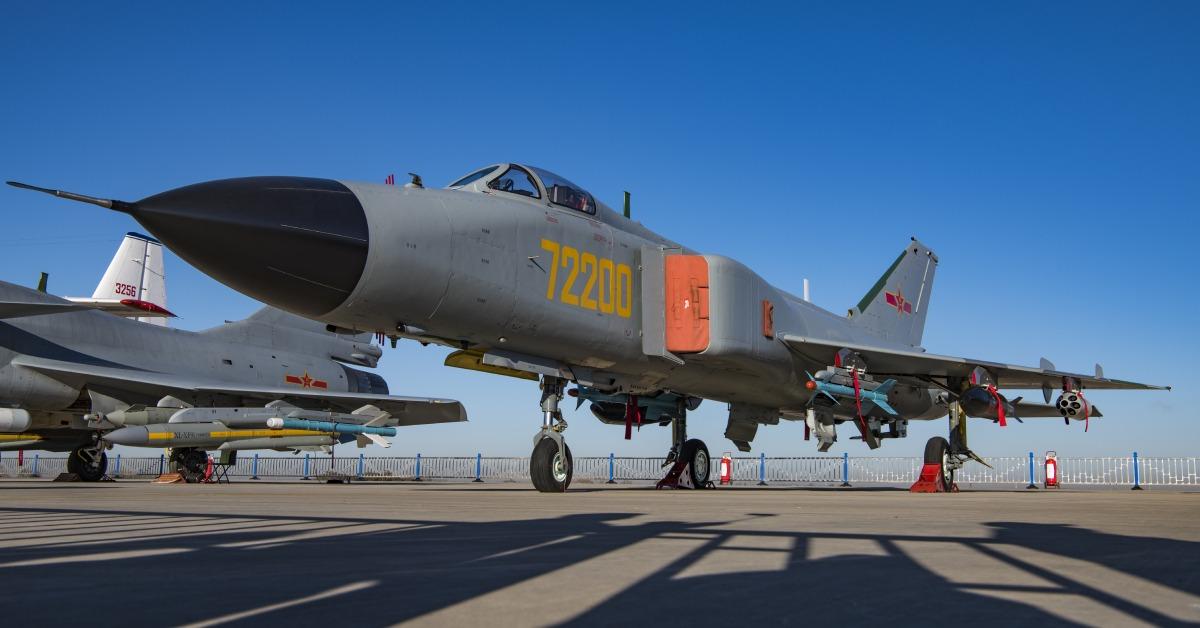 當代中國-當年今日-中國空軍