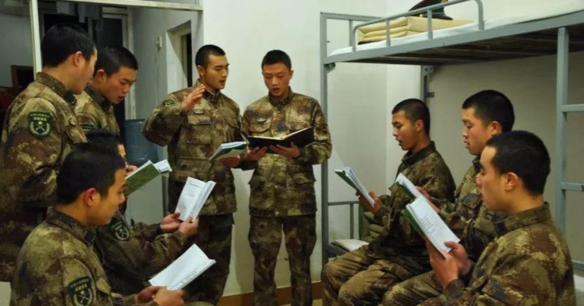 當代中國-當年今日-解放軍軍歌