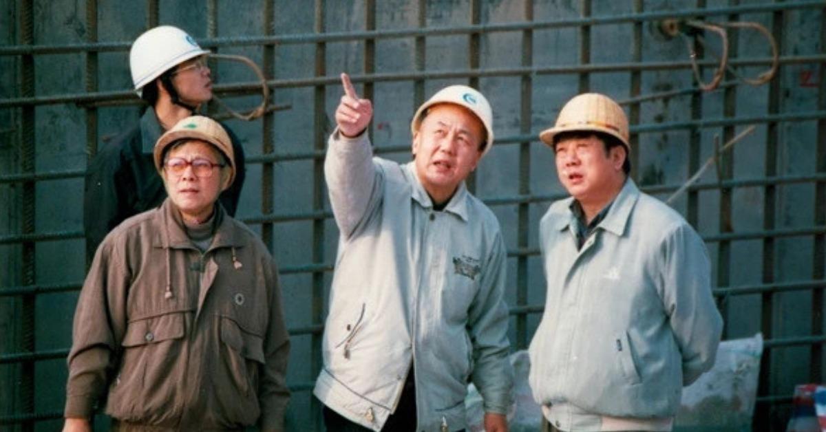 當代中國-當年今日-鄭守仁逝世