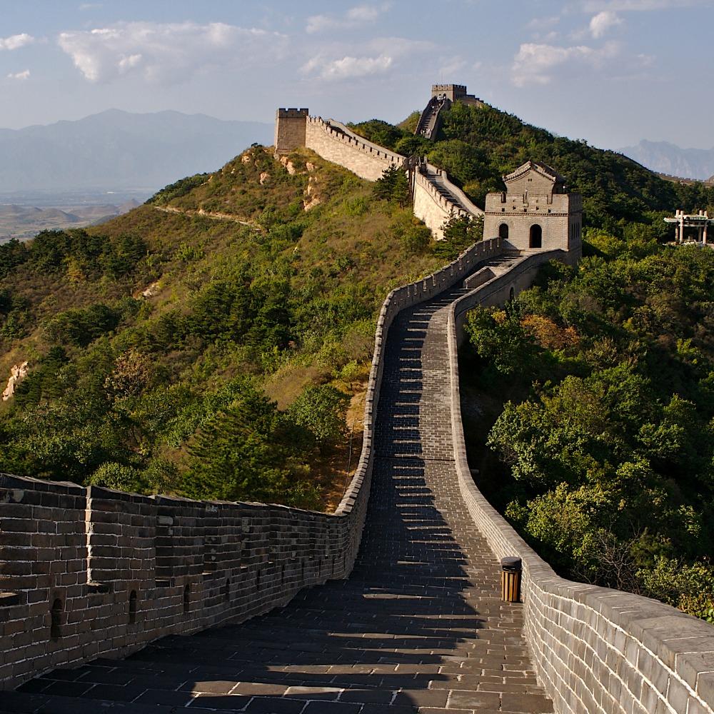 當代中國-當年今日-中國萬里長城