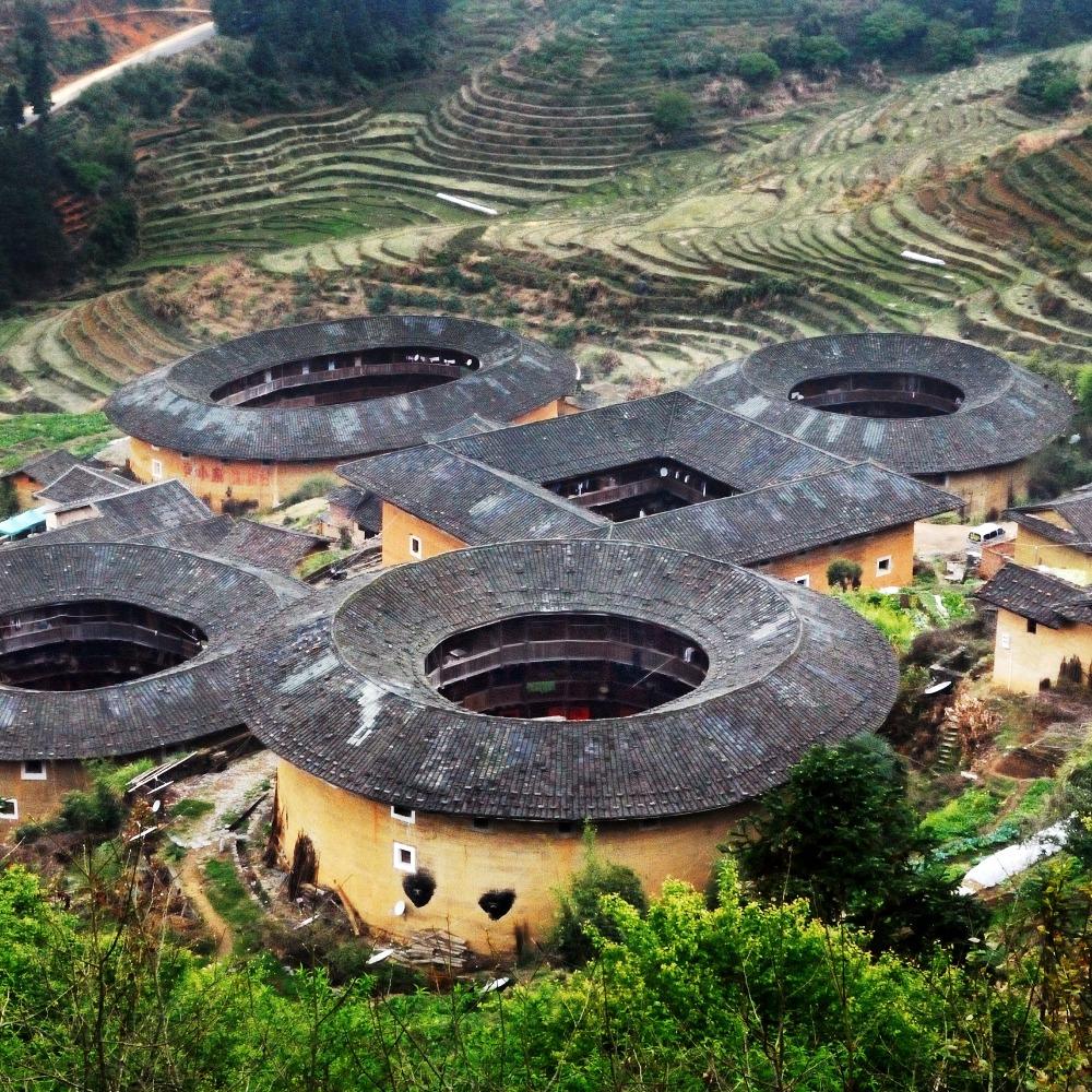 當代中國-當年今日-福建土樓