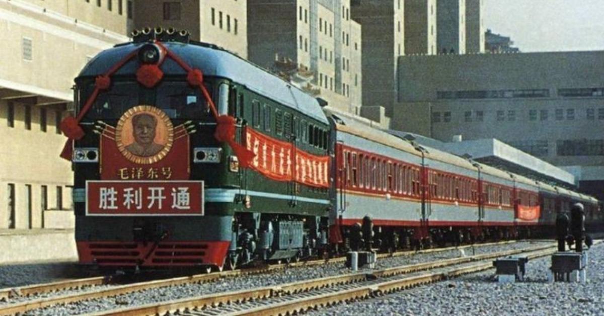 當代中國-當年今日-京九鐵路