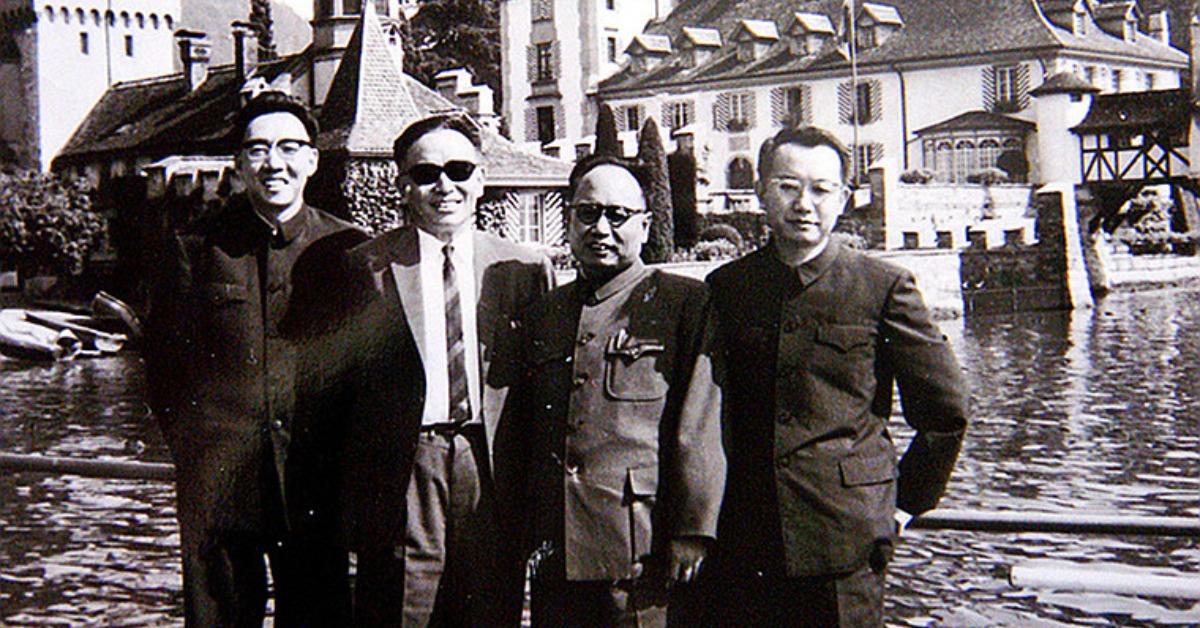 當代中國-當年今日-厲聲教病逝
