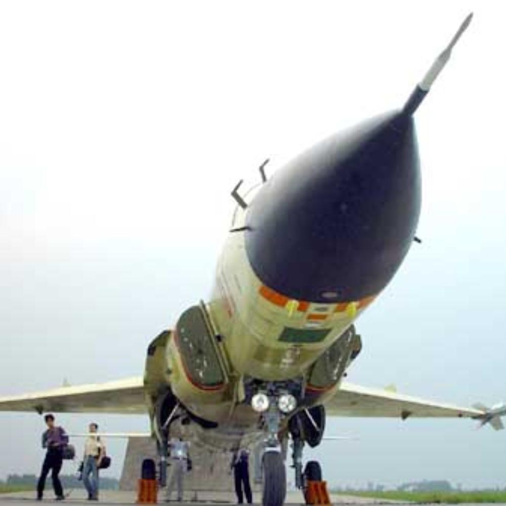 當代中國-當年今日-梟龍/FC-1型戰機