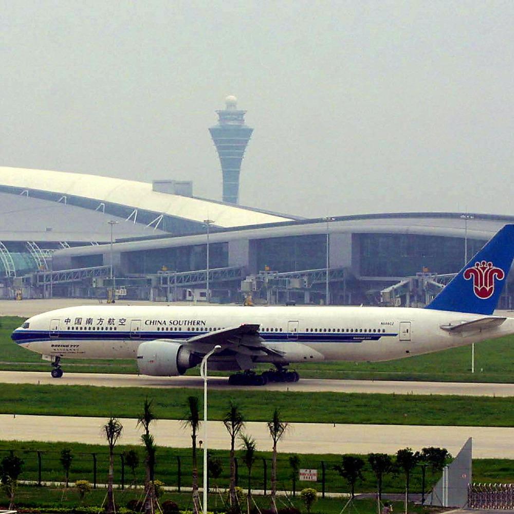 當代中國-當年今日-白雲國際機場