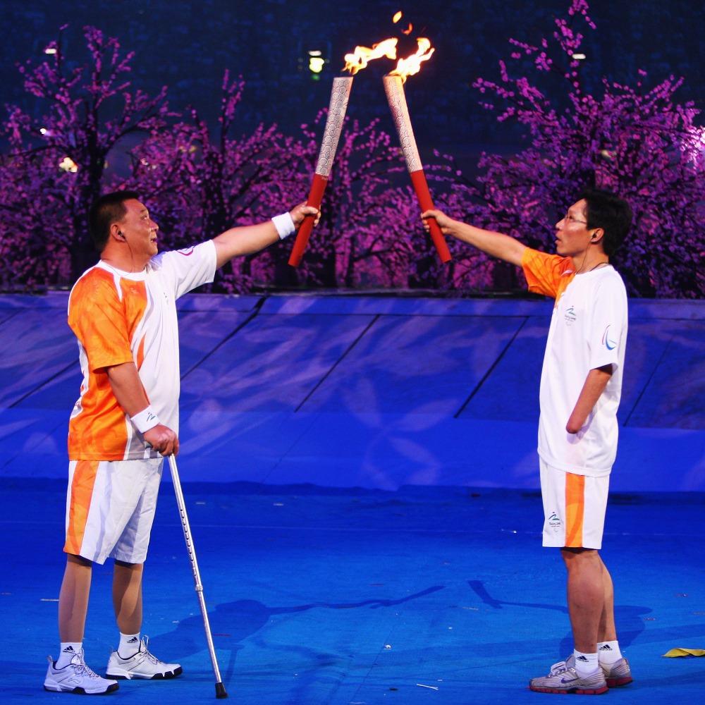 當代中國-當年今日-北京殘奧會