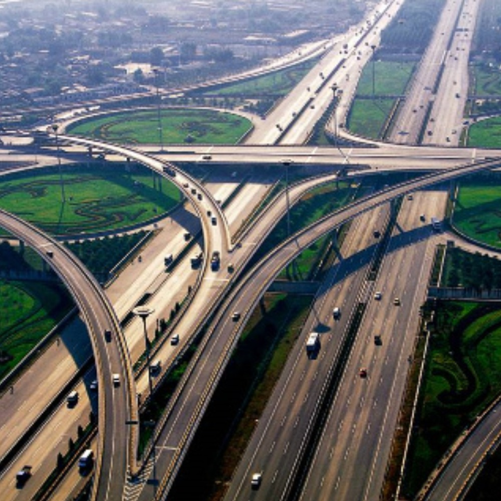 當代中國-當年今日-首都機場高速公路