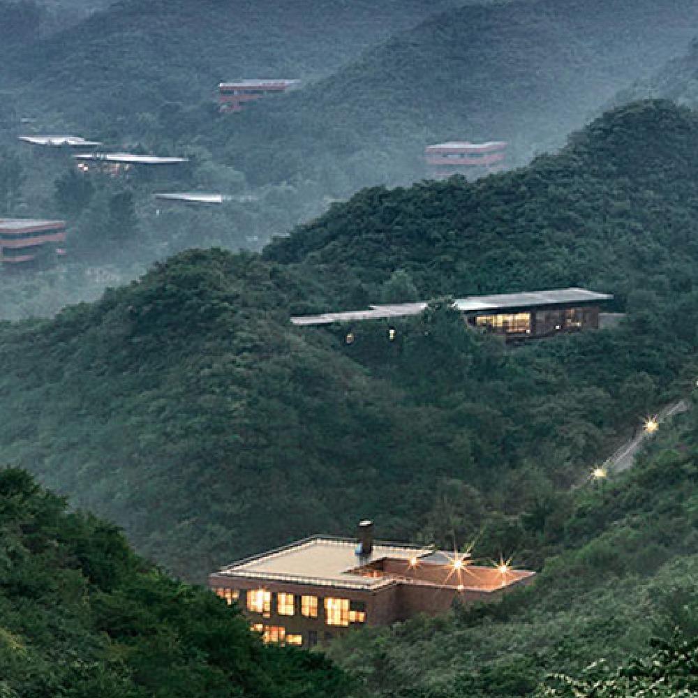 入住全球最佳民宿   北京長城腳下的公社民宿