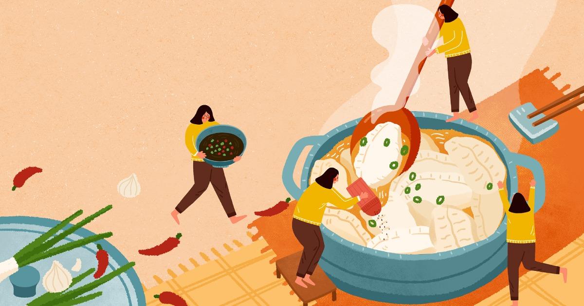 當代中國-中國文化-冬至大過年