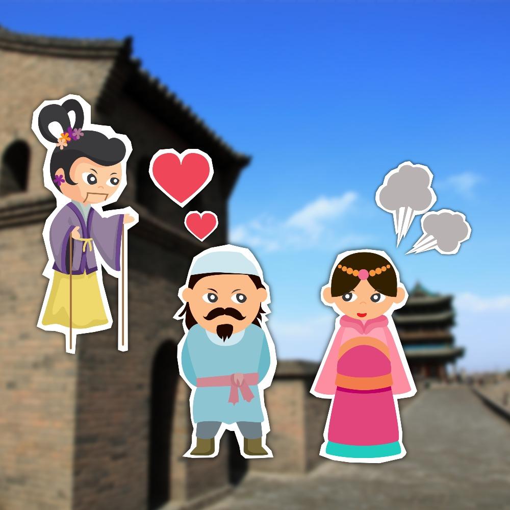 中國文化-木偶戲